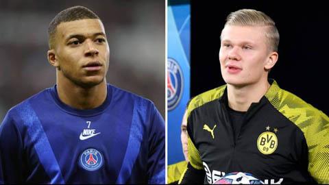 Không phải Haaland, Ronaldo coi Mbappe là hiện tại và tương lai bóng đá