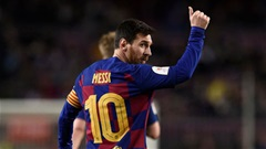 Messi háo hức chạm trán Napoli, thừa nhận Barca khó vô địch Champions League