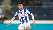 Chiêm ngưỡng Văn Hậu kiến tạo đẳng cấp cho đồng đội ghi bàn trước Venlo