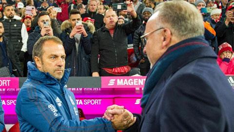 Bayern coi chừng  mất Hansi Flick