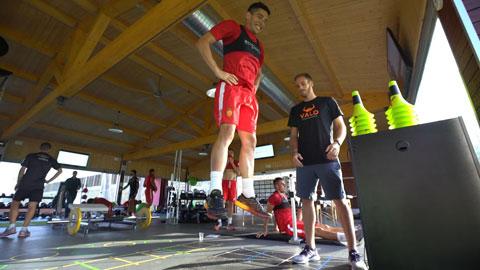 Công nghệ rèn thể lực cầu thủ, bí quyết thành công của bóng đá Tây Ban Nha