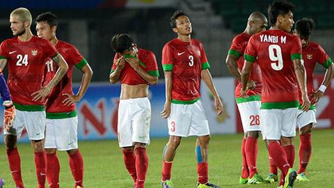 Indonesia bị chê kém hơn cả học sinh tiểu học trước khi đấu Thái Lan