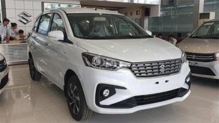 Suzuki Ertiga 2020 vừa về đại lý đã giảm giá, đe Mitsubishi Xpander, Toyota Avanza