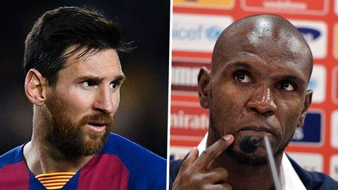 Messi khuấy lại vụ xung đột, Abidal đăng đàn nhận lỗi