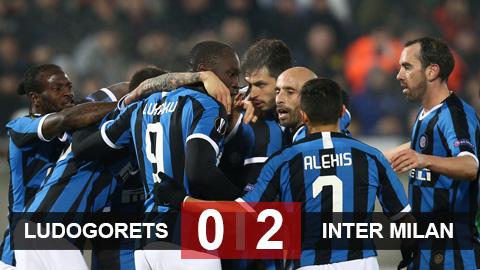 Inter thắng dễ ngày Eriksen ''mở tài khoản'', Ajax ''đứt bóng'' ở Getafe