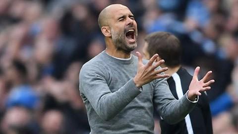 Cơn cuồng nộ dây chuyền của Guardiola và Man City