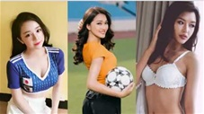 Những hot-girl mê bóng đá nhất Việt Nam
