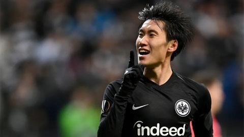 Daichi Kamada, người Nhật Bản nhỏ bé công phá Europa League
