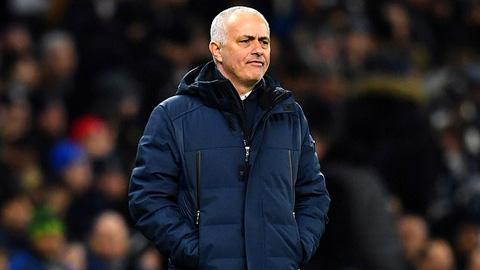 Liệu cơm gắp mắm, Mourinho đặt ra mục tiêu khiêm tốn với Tottenham