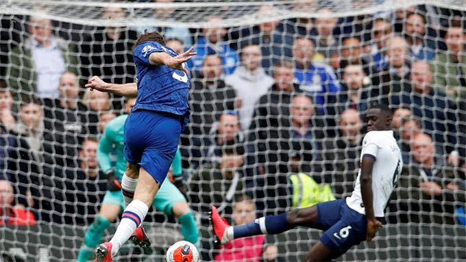 Alonso nhân đôi cách biệt cho Chelsea
