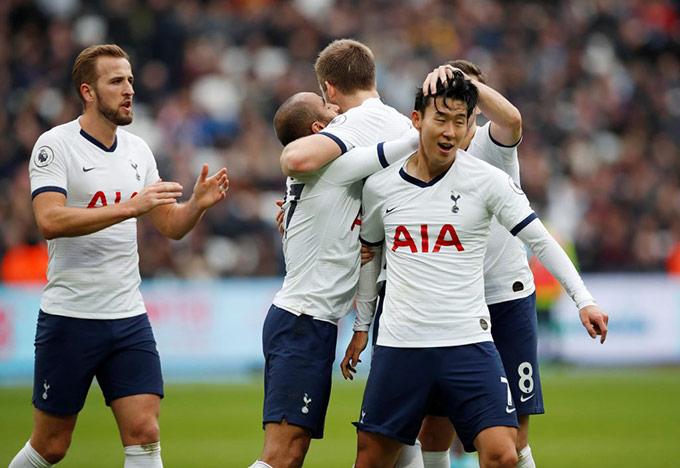 """Harry Kane, Heung-min Son vắng mặt khiến Tottenham như """"rắn mất đầu"""""""