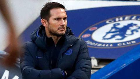Lampard cần sửa 'khiếm khuyết' để Chelsea hạ cánh an toàn