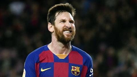 Messi giải cơn hạn hán bàn thắng dài nhất kể từ mùa 2013/14
