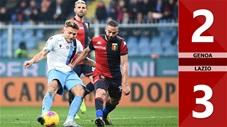 Genoa 2-3 Lazio(Vòng 25 Seari A 2019/20)