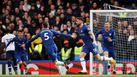Chelsea 2-1 Tottenham: Những người thừa hóa người hùng