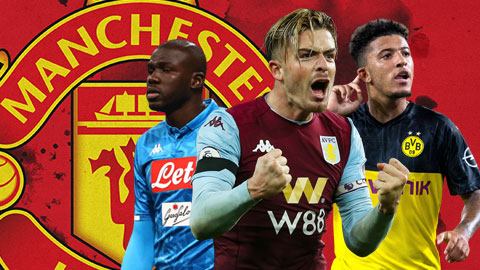3 cái tên có thể giúp M.U cạnh tranh được với Man City và Liverpool