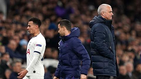 Tottenham thua Chelsea, HLV Mourinho bị chê quá tiêu cực và thiếu ý tưởng