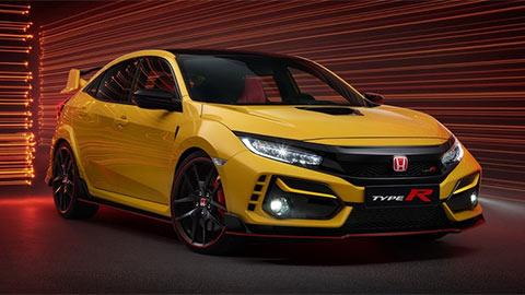 Honda tung ra Civic Type R 2020 siêu đẹp, giá 'ngon' khiến Mazda 3, Kia Cerato lo sốt vó