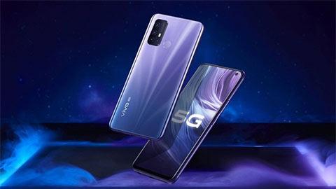 Vivo Z6 thiết kế bắt mắt, chạy chip Snap 765G, pin 5000mAh, giá siêu hấp dẫn