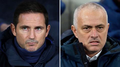 Mourinho cười khẩy trước tố cáo gián điệp từ phía Lampard