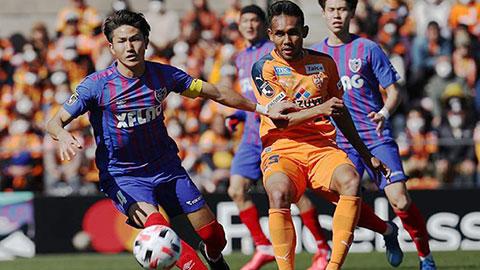Dangda nổ súng, Chanathip 'dọn cỗ', các tuyển thủ Thái vẫn đồng loạt khởi đầu thất bại tại J.League