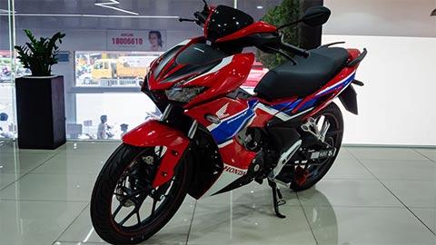 Honda Winner X giảm giá tới 6,5 triệu đồng, khiến Yamaha Exciter 150 'suy sụp'