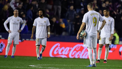 Real Madrid đỏng đảnh đúng vào lúc không nên nhất