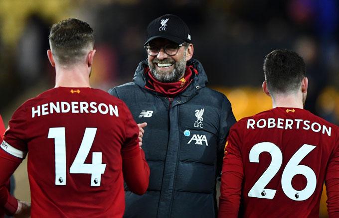 Cách quản lý của Klopp đang giúp các ngôi sao muốn tới với Liverpool và không muốn ra đi