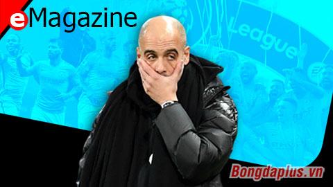 Tại sao Guardiola ngu trung với Man City dù có xuống hạng Tư?