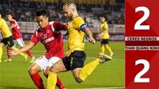 Ceres Negros 2-2 Than Quảng Ninh