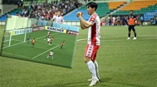 Công Phượng tung móc ghi bàn đẹp mắt tại AFC Cup
