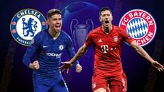 Chelsea vs Bayern Munich, 3h00 ngày 26/2: Tiếng gầm ở London