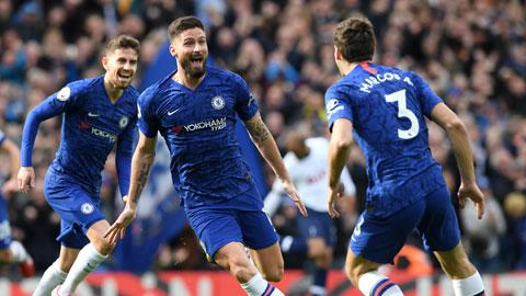 Chelsea vs Bayern: Gánh nặng ghi bàn trên vai 'ông lão' Giroud