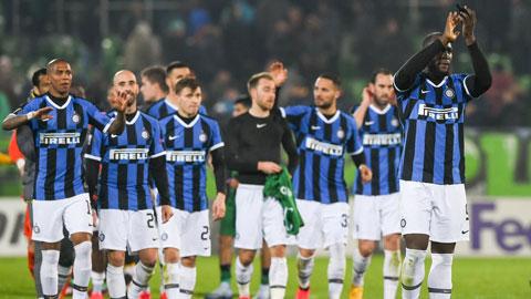 Inter chịu nhiều tác động nhất khi có trận lượt về vòng 1/16 Europa League gặp Ludogorets sau đây 3 ngày