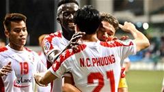 Hougang United 2-3 TP.HCM: Công Phượng lập công, TP.HCM thắng nhọc Hougang United
