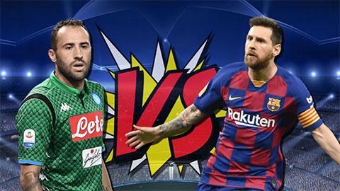 Duyên nợ giữa Messi và Ospina sắp bước sang chương mới