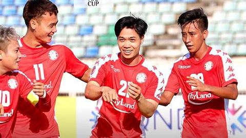 TP.HCM vs Hougang United, trực tiếp 18h30  ngày 25/2