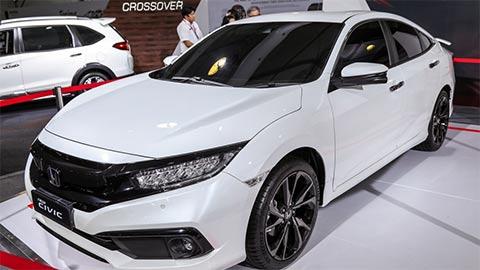 "Honda Civic 2020 đẹp mê ly sắp ra mắt, giá tốt ""đe"" Mazda 3, Kia Cerato, Hyundai Elantra"