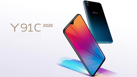 Vivo Y19C 2020 gây sốc với chip Helio P22, pin 4030mAh, giá hơn 2 triệu đồng