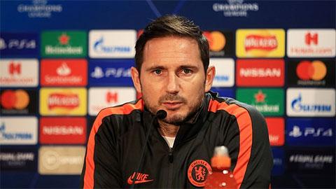HLV Lampard hạ thấp Chelsea  trước Bayern