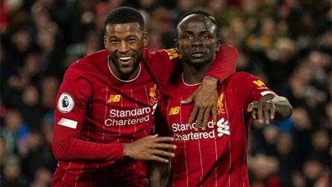 Liverpool còn cách chức vô địch Ngoại hạng Anh 4 vòng