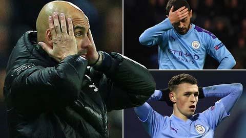 Cầu thủ Man City thừa nhận không hiểu chiến thuật của Pep Guardiola