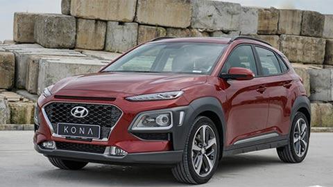 Hyundai Kona giảm giá mạnh 'đè bẹp' Honda HR-V, Ford EcoSport ở phân khúc SUV đô thị