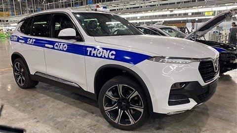 VinFast Lux SA2.0, Lux A2.0 được đặt làm xe chuyên dụng cho cảnh sát giao thông Việt Nam?