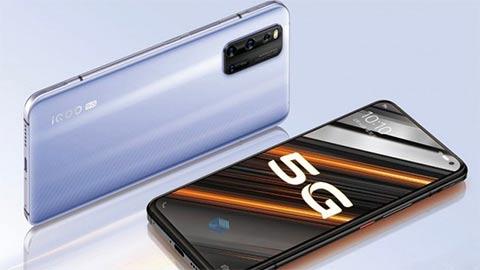 Vivo tung ra smartphone 5G, chip Snap 865, RAM 12GB, giá siêu hấp dẫn