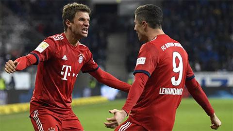 Bayern Munich: Dáng dấp nhà vô địch là đây