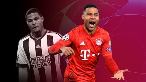 Gnabry: Kẻ vô dụng ở West Brom hay thiên tài của Bayern