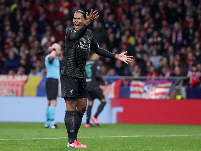 Liverpool đối diện nguy cơ bị loại sớm