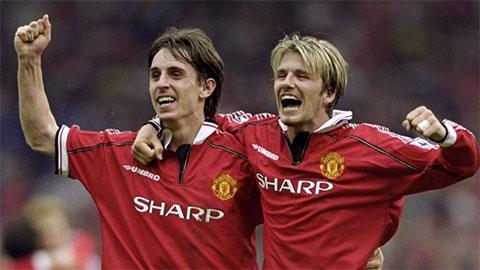 Cặp đôi vàng bên cánh phải của Man United