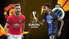 Man United vs Club Brugge, 03h00 ngày 28/2: Quỷ đỏ thăng hoa